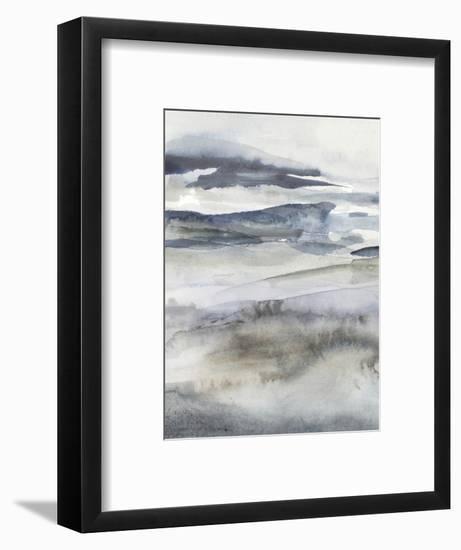 Neutral Salt Spray I-Victoria Borges-Framed Art Print