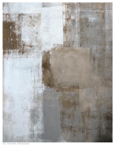 Neutral Texture I-C^ Tice-Art Print