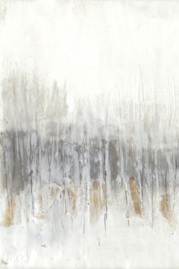 Neutral Wave I-Jennifer Goldberger-Premium Giclee Print