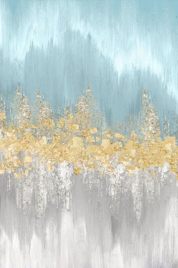 Neutral Wave Lengths I-Eva Watts-Art Print
