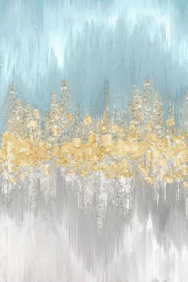 Neutral Wave Lengths II-Eva Watts-Art Print