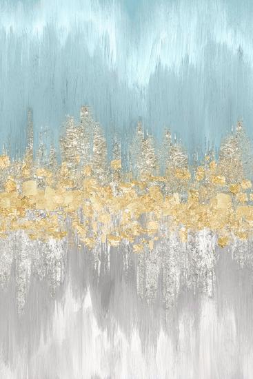 Neutral Wave Lengths III-Eva Watts-Art Print