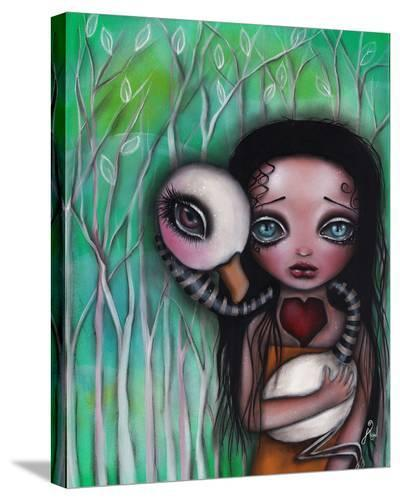 Never Alone-Abril Andrade-Stretched Canvas Print