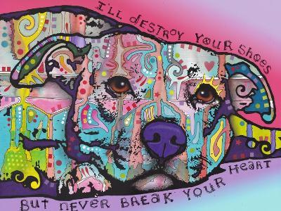 Never Break Your Heart-Dean Russo-Giclee Print