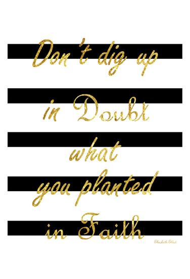 Never Doubt-Sheldon Lewis-Art Print