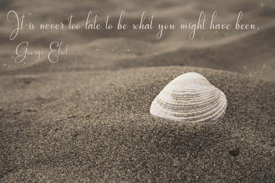Never Too Late-Tina Lavoie-Giclee Print