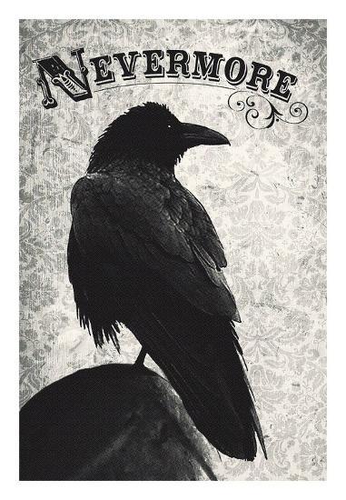 Nevermore-Michael Buxton-Art Print