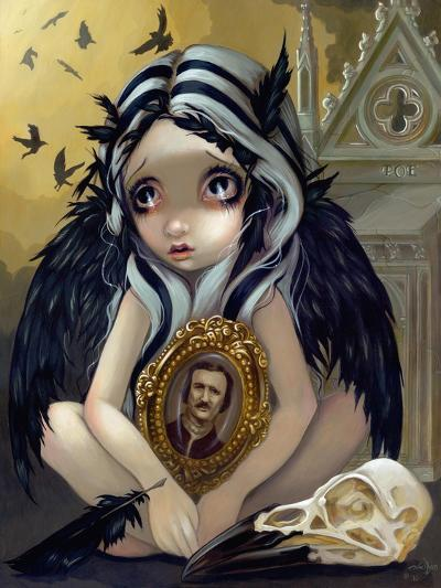 Nevermore-Jasmine Becket-Griffith-Art Print