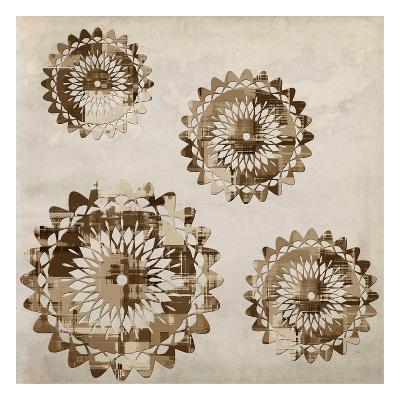 New Age Abstract 1-Sheldon Lewis-Art Print