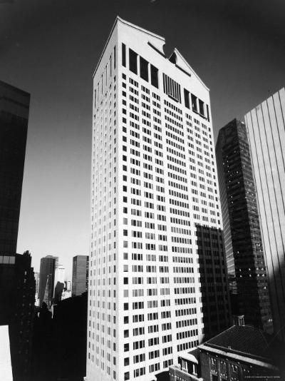 New AT&T Building, Designed by Philip Johnson-Ted Thai-Photographic Print