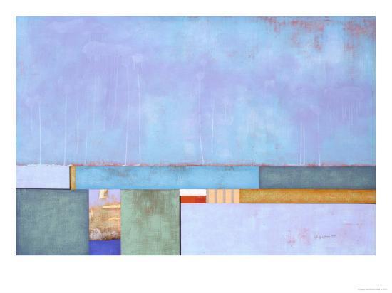 New Atmosphere-Gregory Garrett-Premium Giclee Print