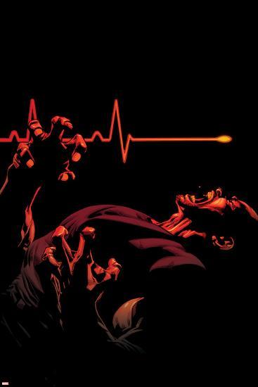 New Avengers No.57 Cover: Cage and Luke-Stuart Immonen-Art Print