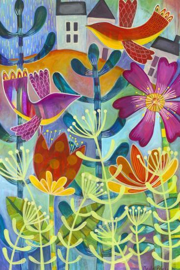 New Beginning-Carla Bank-Giclee Print