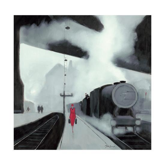 New Beginnings-Jon Barker-Giclee Print