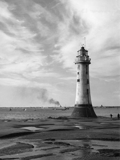 New Brighton Lighthouse--Photographic Print