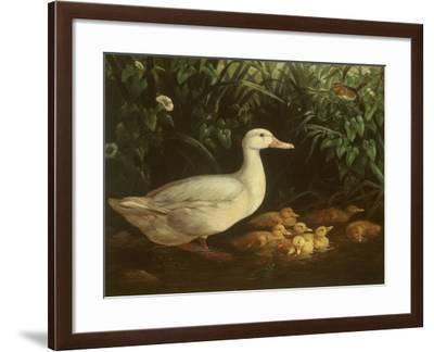 New Brood-Edward Neale-Framed Giclee Print