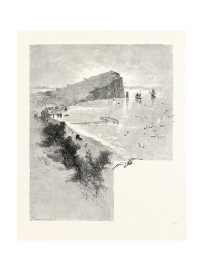 New Brunswick, Friar's Head, Campobello Island, Canada, Nineteenth Century--Giclee Print