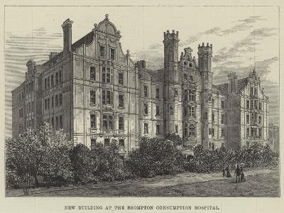 New Building at the Brompton Consumption Hospital-Frank Watkins-Giclee Print