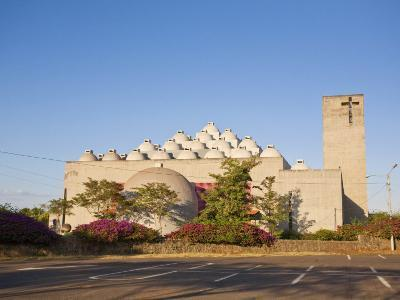 New Cathedral (Nueva Catedral), Managua, Nicaragua, Central America-Jane Sweeney-Photographic Print