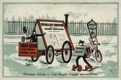 New Century - Auto Rickshaws--Giclee Print