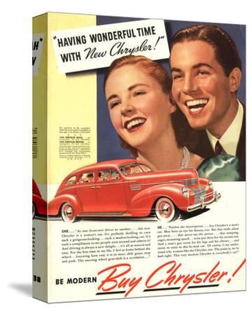 New Chrysler - Wonderful Time