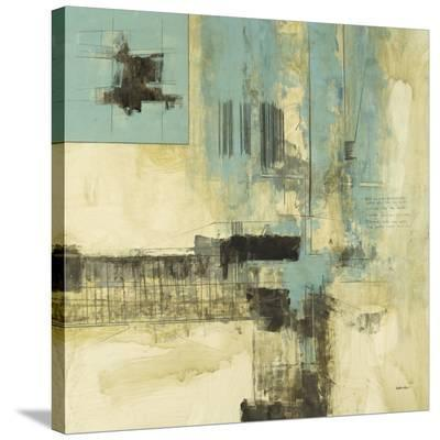 New Cities II-Cape Edwin-Stretched Canvas Print