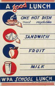 New Deal: WPA Poster