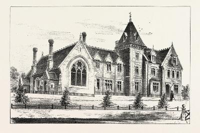 New Endowed Grammar School, Odiham, Hants, 1876, UK--Giclee Print