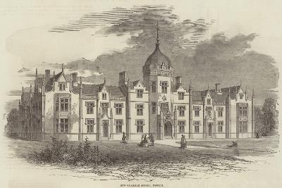 New Grammar School, Ipswich--Giclee Print
