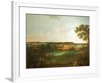 New Hall, Bodenham, Herefordshire-Peter Tillemans-Framed Giclee Print