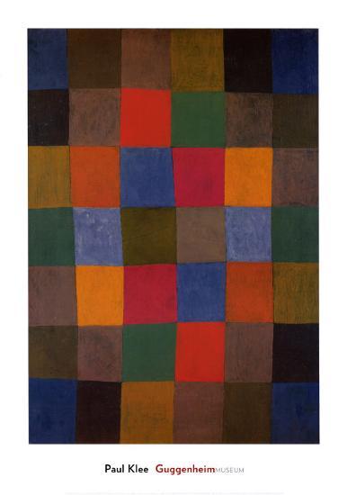 New Harmony, 1936-Paul Klee-Art Print