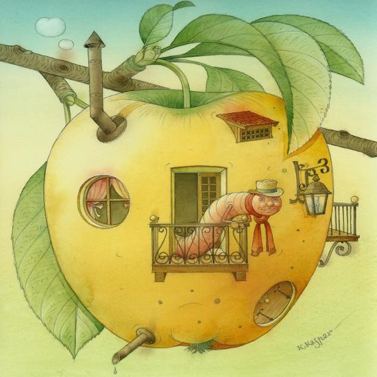 New House, 2006-Kestutis Kasparavicius-Giclee Print