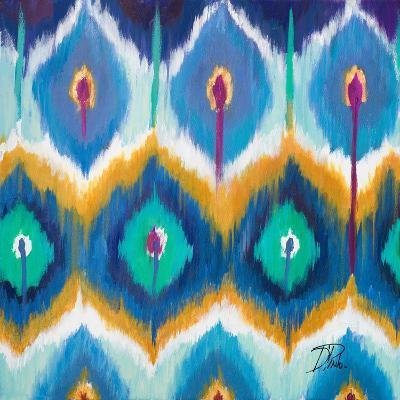 New Ikats II-Patricia Pinto-Premium Giclee Print