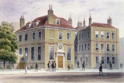New Inn, 1850-Thomas Hosmer Shepherd-Giclee Print