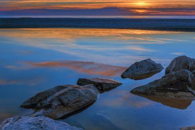 New Jersey, Cape May National Seashore. Seashore Landscape-Jaynes Gallery-Photographic Print