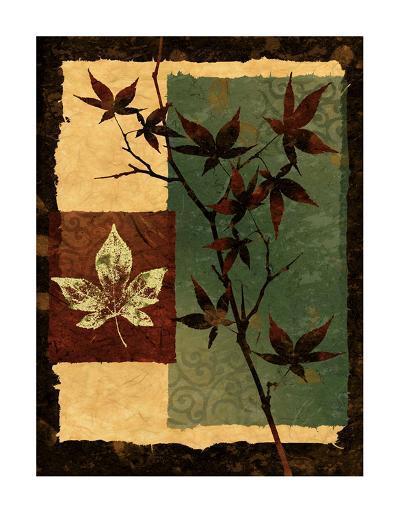 New Leaf II-Keith Mallett-Giclee Print