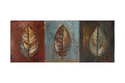 New Leaf Panel I-Patricia Pinto-Art Print