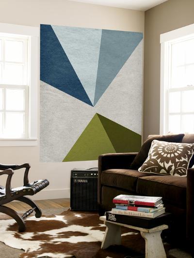 New Linen Geometrics E-GI ArtLab-Wall Mural