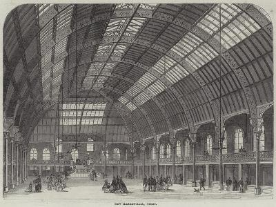 New Market-Hall, Derby--Giclee Print