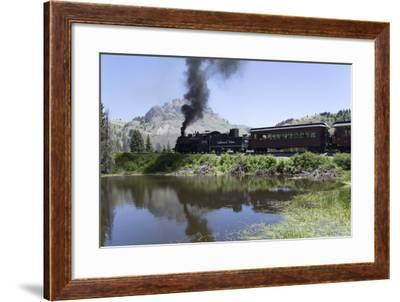 New Mexico and Colorado-Richard Maschmeyer-Framed Photographic Print