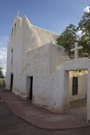 New Mexico, Laguna Mission. Mission San Jose De La Laguna-Luc Novovitch-Photographic Print