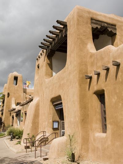 New Mexico Museum of Art, Santa Fe, New Mexico, United States of America, North America-Richard Cummins-Photographic Print