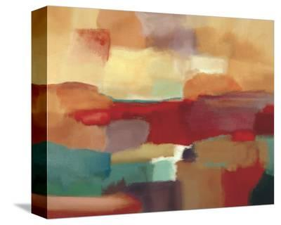 New Mexico Music-Nancy Ortenstone-Stretched Canvas Print