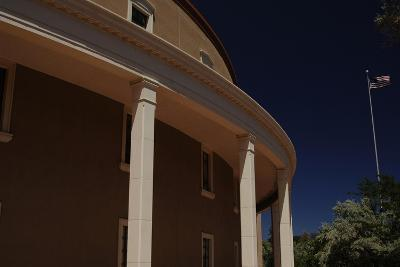 New Mexico State Capitol--Giclee Print
