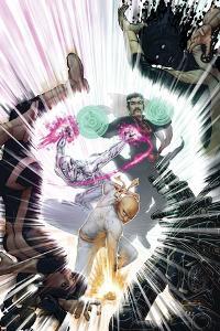 New Mutants No. 44: Iron Fist, Silver Surfer, Dr. Strange