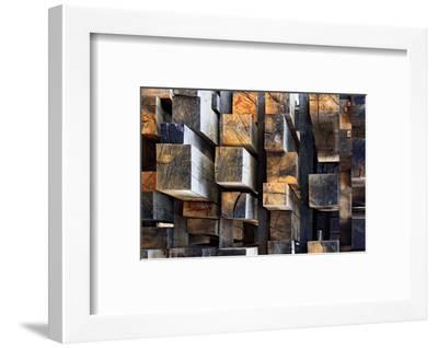 New Oak City-Francois Casanova-Framed Photographic Print