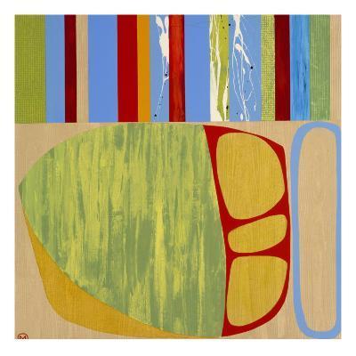 New Optics II-Mary Calkins-Premium Giclee Print