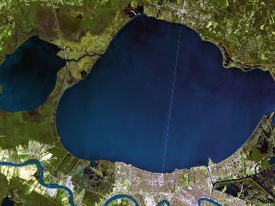 New Orleans Before Hurricane Katrina-PLANETOBSERVER-Photographic Print