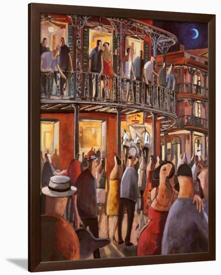 New Orleans, Do it-Didier Lourenco-Framed Art Print