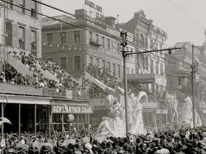 New Orleans, La., Mardi Gras Day, Thered Pageant